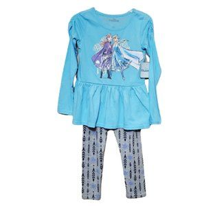 DISNEY FROZEN II OUTFIT SIZE 6/6X NWT